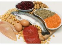 Proteinele - baza dezvoltarii organismului