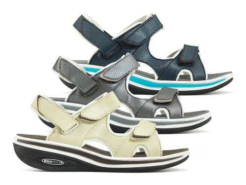 Sandale de dama pentru plaja - bluemarin Walkmaxx
