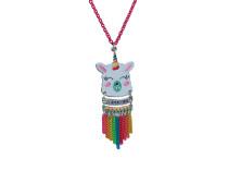 Colier pentru copii unicorn Oh La La