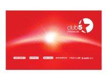 Card de fidelitate Club 5* Premium