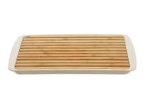 Brava Tocator din bambus cu palet Brava Delimano