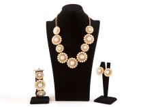 """Setul de bijuterii """"Farmec de noapte"""" Laura Amatti"""