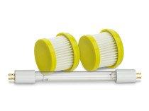 Set de accesorii pentru aspiratorul vertical Nano UV Rovus