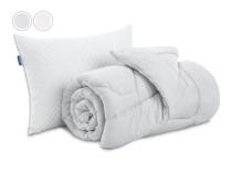 Set din plapuma si perna Sleep&Inspire Dormeo