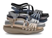 Sandale elegante de dama Pure Walkmaxx