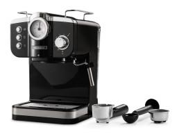 Aparat electric de facut cafea Deluxe Noir Delimano