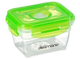 Container de depozitare in vid 0.33 l MultiFresh Delimano