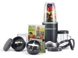 Extractor de nutrienti NutriBullet 12 piese - in Rate la doar 333 Lei/Luna Delimano