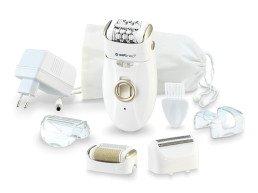 Dispozitiv pentru ingrijirea pielii 3in1 Triple Action Beauty Wellneo