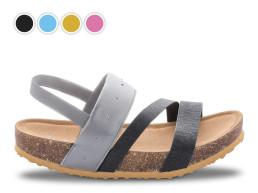 Trend Sandale cu talpa de pluta Walkmaxx