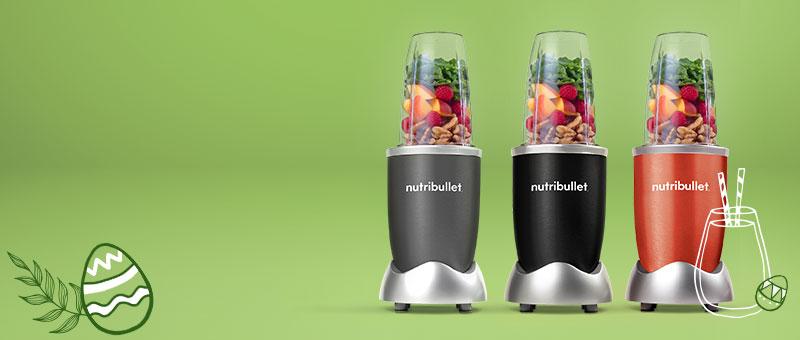 Extractor de nutrienti Nutribullet