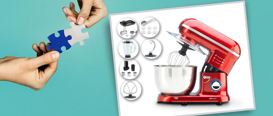 Robot de bucatarie Pro Delimano