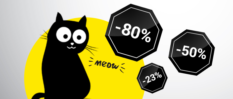 Mega Reduceri de Black Friday. Pana la -80%! Toate brandurile!