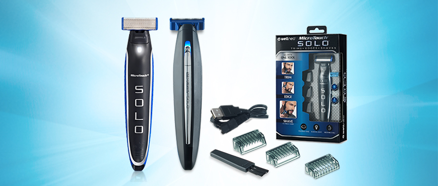 Trimmer Universal MicroTouch Solo