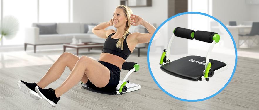 Aparat de fitness Gymbit AB Trainer