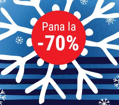 Mega Reduceri de iarna Top-Shop!
