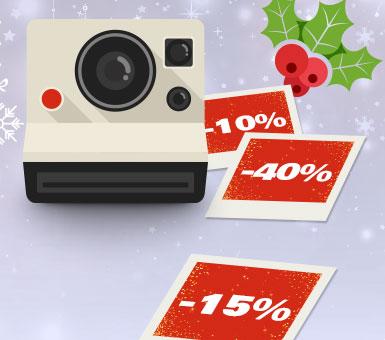 Incearca aparatul nostru Polaroid