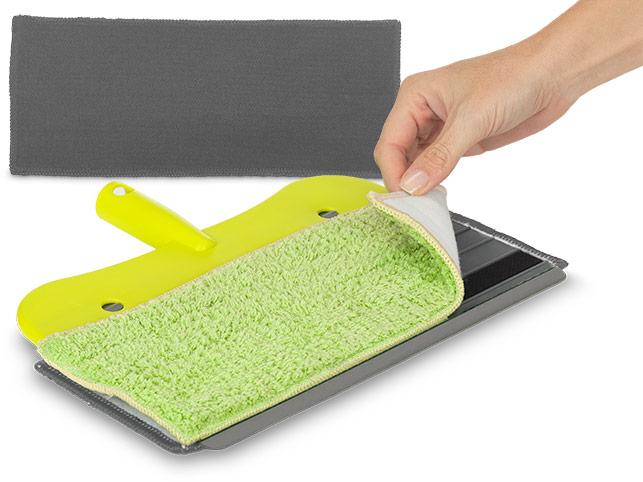 Lavete pentru mopul cu pulverizare Rovus Flat&Flexible