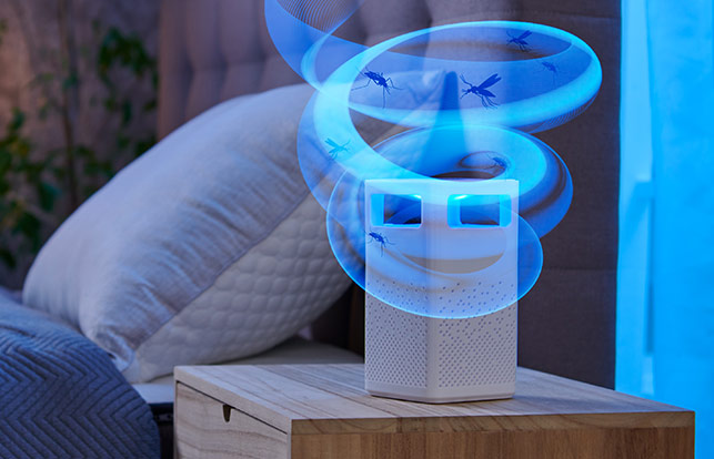 Lampa anti-insecte Rovus
