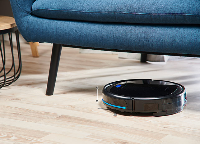 Aspirator robot 3in1 Rovus