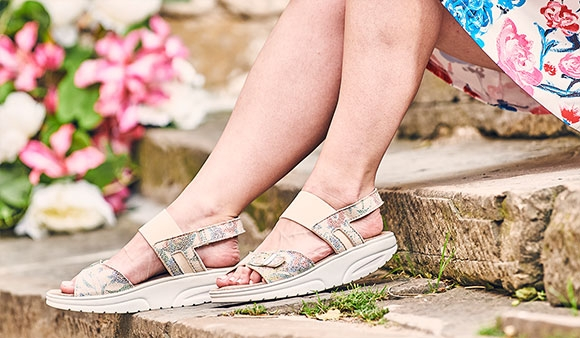 Walkmaxx Pure Sandals Women 4.0