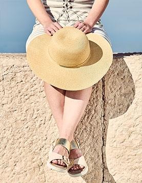 Sandalele pentru femei Walkmaxx Pure 4.0