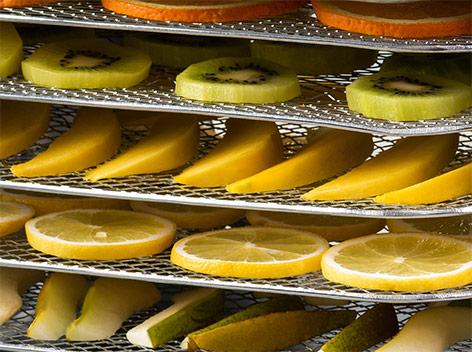 Uscator de fructe si legume Delimano Deluxe Noir