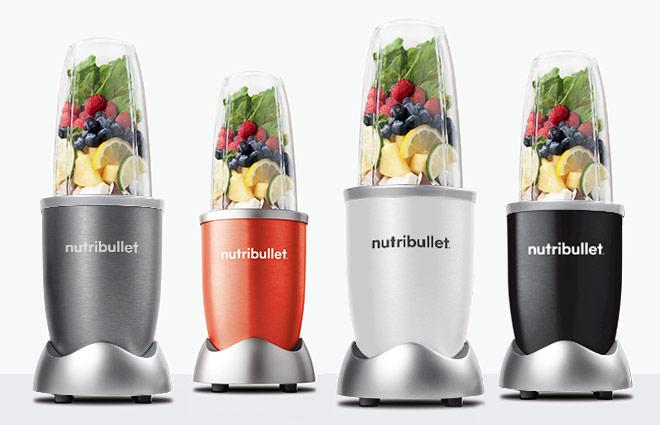 Extractor de nutrienti Nutribullet (3 piese)