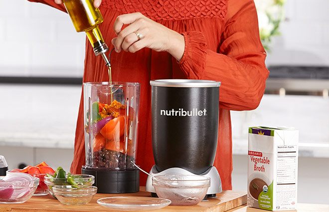 Extractor de nutrienti Nutribullet RX V1