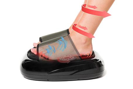 Dispozitiv cu presopunctura pentru picioare Wellneo