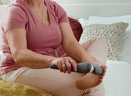 Dispozitiv pentru masaj fara fir Wellneo Pro