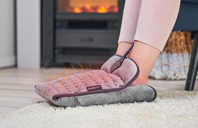 Dispozitiv pentru termoterapie Wellneo Foot&Body