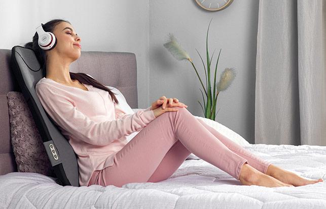 Dispozitiv pentru masaj Wellneo Ultra Slim Shiatsu